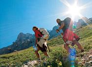 Escursioni in</br>montagna
