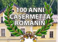Centernario</br> Cas. Romanin